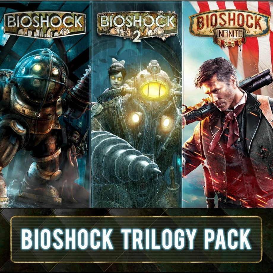 Die Bioshock-Trilogie: Ein Gaming-Gesamtkunstwerk